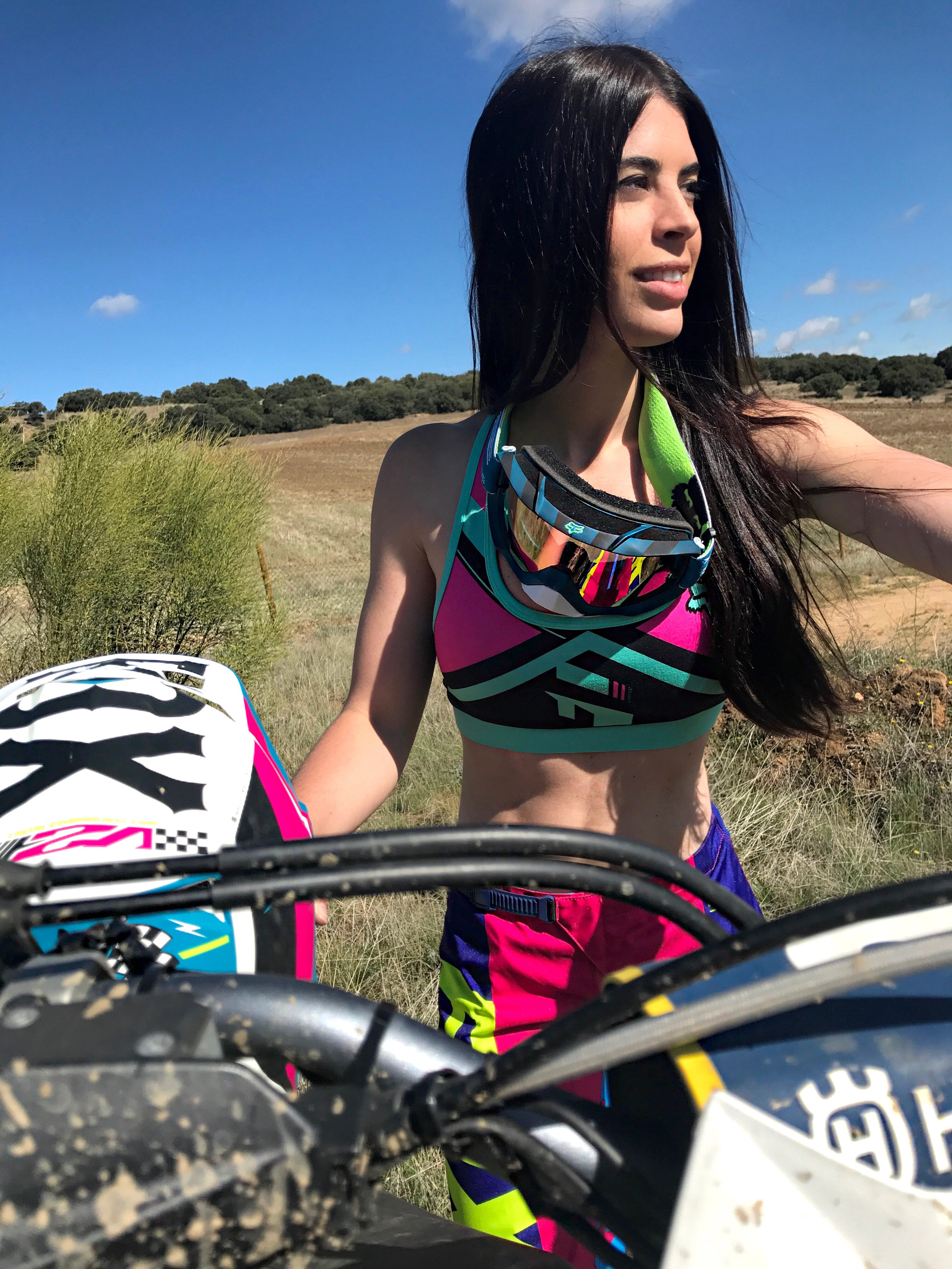 Adriana Pinto Fox Racing